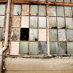 rusted-building-glass